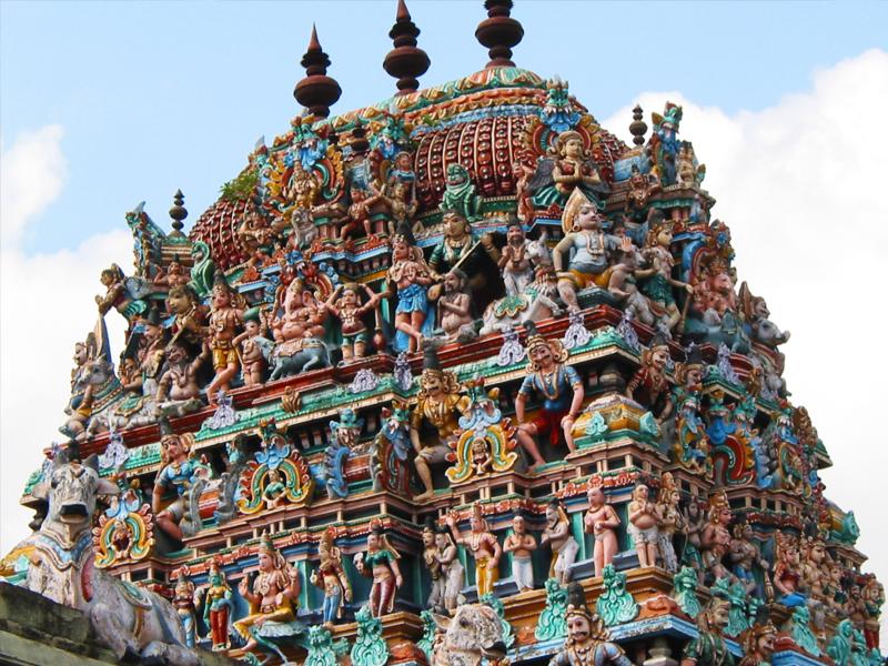 Arunachalesvara Tempel