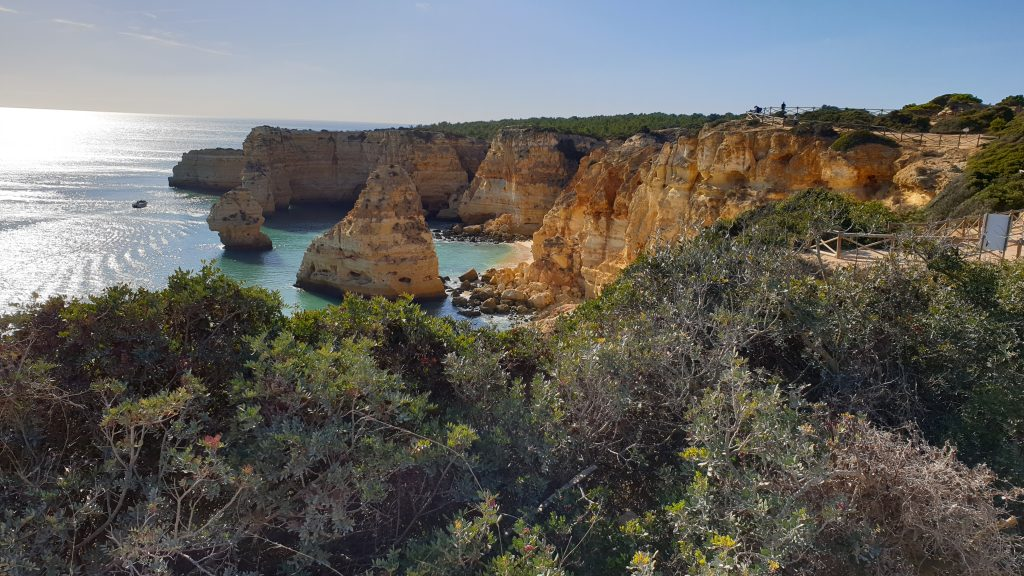 ALGARVE - einzigartige Felsenküste