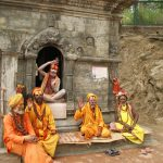 Nepal Kathmandu Swamis