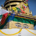 Nepal Kathmandu Swayambunath