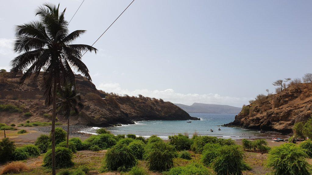 SANTIAGO Ostküste - Capverde