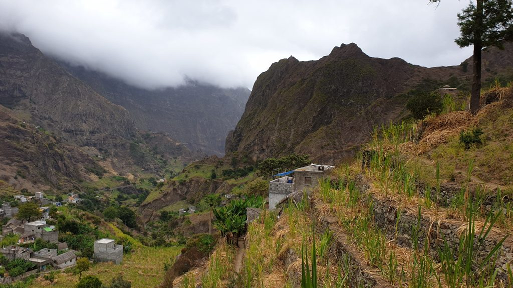 SANTO ANTAO Paul Valley - Kapverden