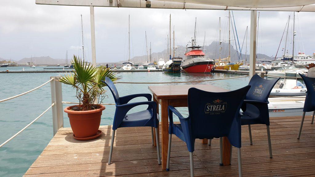 São Vicente Mindelo Hafen - Capverde